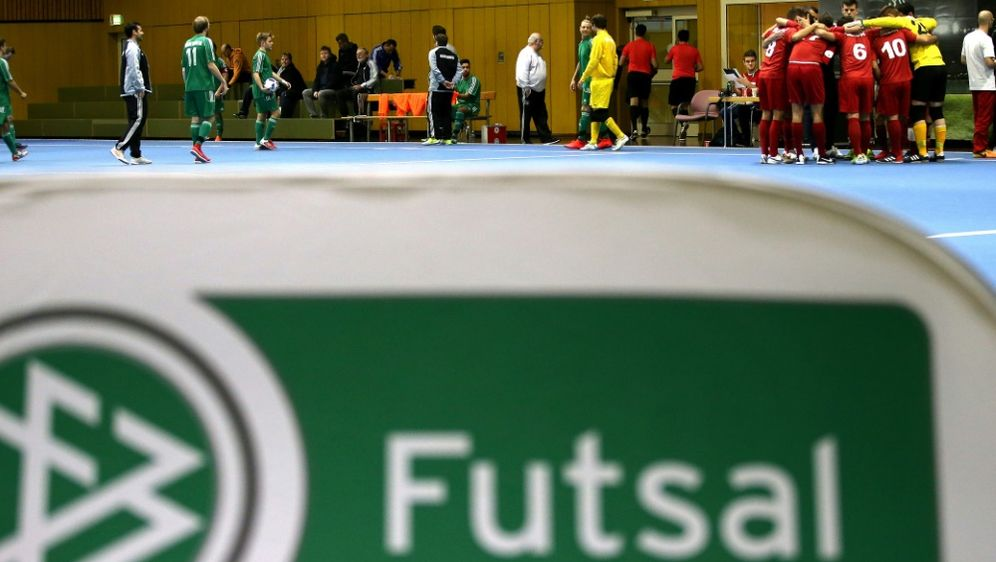 Der DFB führt eine Futsal-Bundesliga ein - Bildquelle: FIROFIROSID