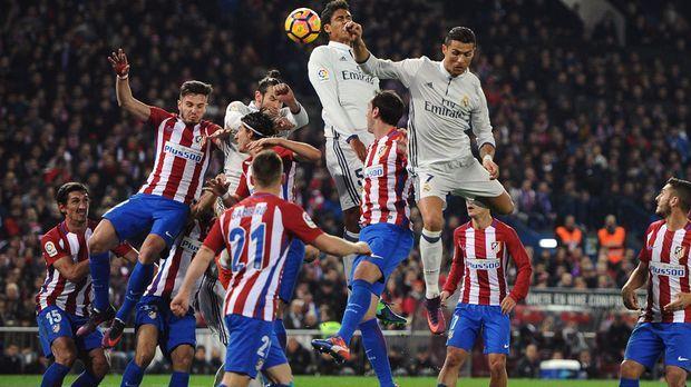 Real Madrid Gegen AtlГ©tico Madrid