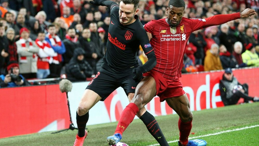 Trotz Corona ausgetragen: Liverpool - Atletico - Bildquelle: firo Sportphotofiro SportphotoSIDfiro SportphotoPSI