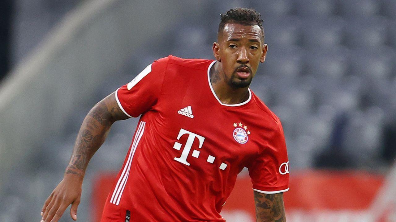FC Bayern: Jerome Boateng - Bildquelle: Getty Images