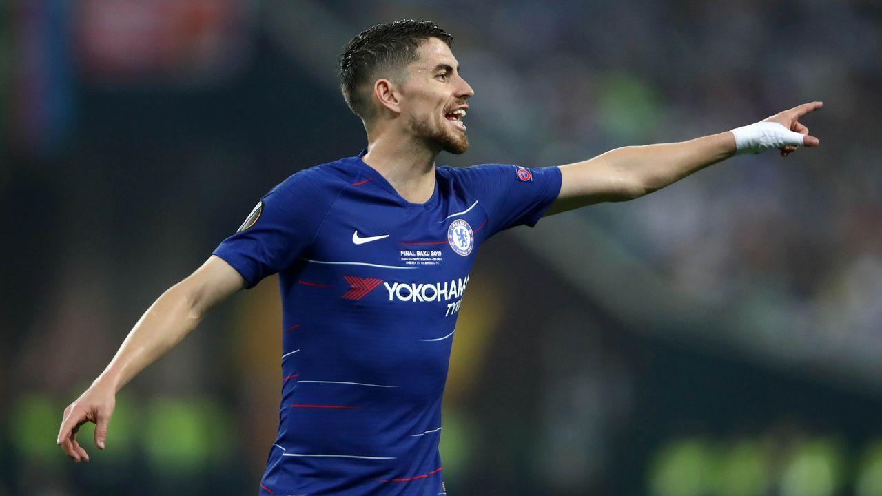 Jorginho (FC Chelsea) - Bildquelle: 2019 Getty Images