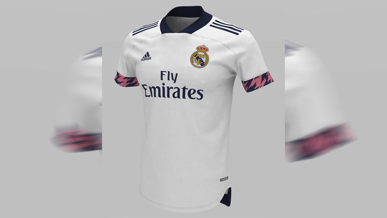 Real Madrid (Heimtrikot) - Bildquelle: twitter@Footy_Headlines