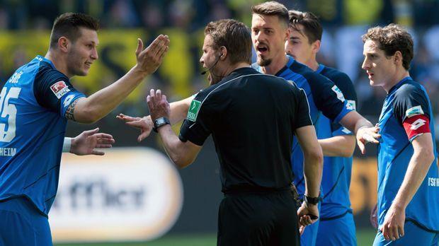 32. Spieltag: Borussia Dortmund - 1899 Hoffenheim 2:1 - Bildquelle: imago/DeFodi