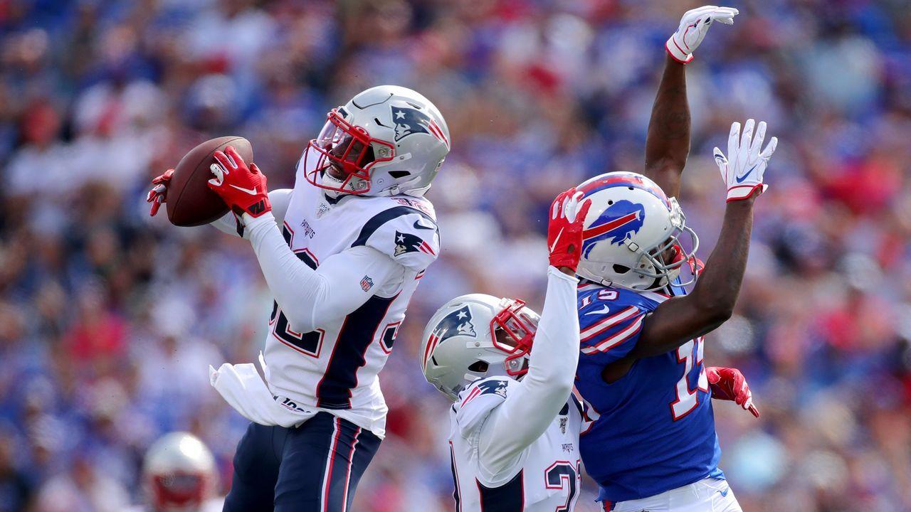 Defense: New England Patriots - Bildquelle: getty