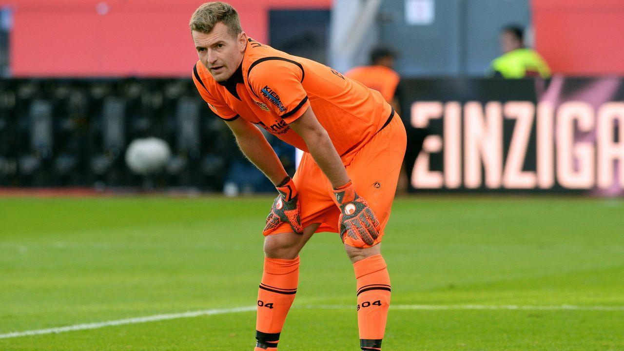 Lukas Hradecky (Bayer Leverkusen) - Bildquelle: imago/Uwe Kraft