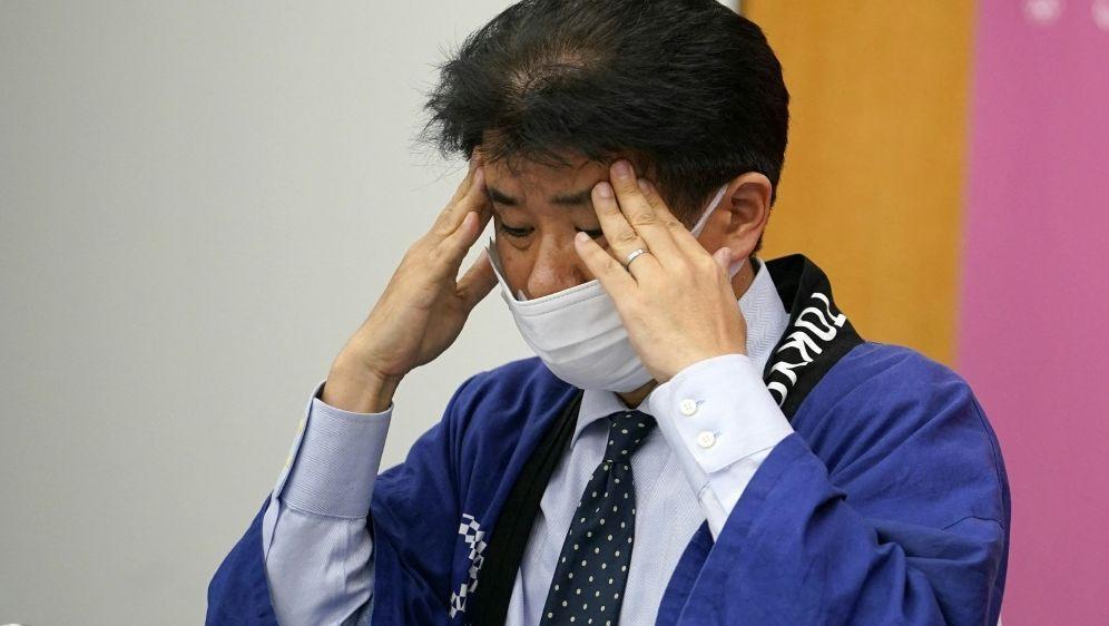 Teammitglied aus Uganda in Tokio positiv getestet - Bildquelle: AFPSIDFRANCK ROBICHON