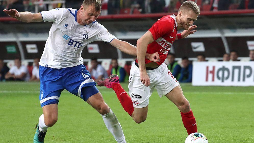 Andre Schürrle (re.) wurde zur zweiten Halbzeit eingewechselt - Bildquelle: Imago
