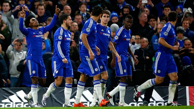 FC Chelsea - Bildquelle: 2015 Getty Images