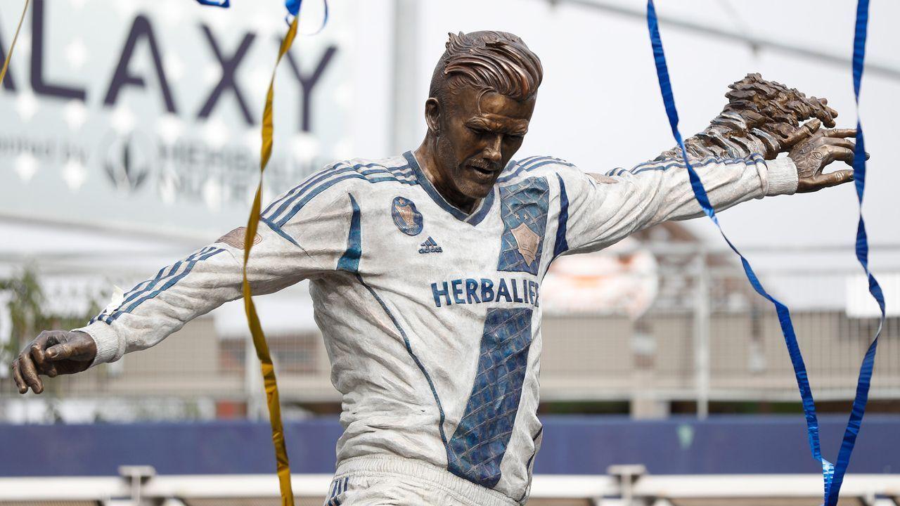 David Beckham - Bildquelle: 2019 Meg Oliphant