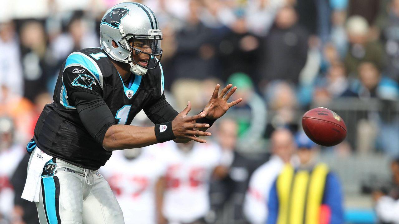 Cam Newton (2011) - Bildquelle: imago sportfotodienst