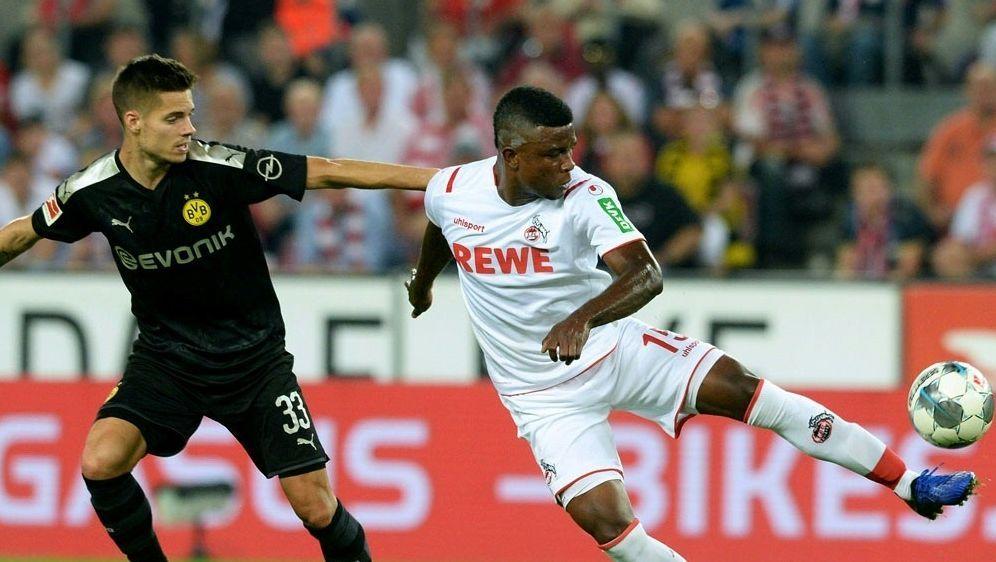 Jhon Cordoba fällt gegen den SC Freiburg aus - Bildquelle: AFPSIDUWE KRAFT
