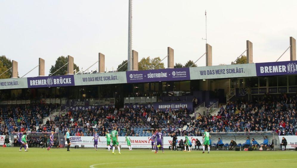 Keine Fans bei Osnabrücker Heimspielen - Bildquelle: FIROFIROSID