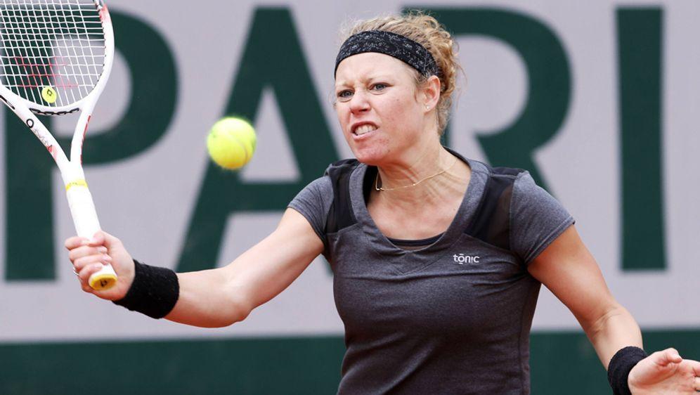 Für Laura Siegemund ist das Turnier in Wimbledon schon wieder zu Ende. - Bildquelle: imago/GEPA pictures
