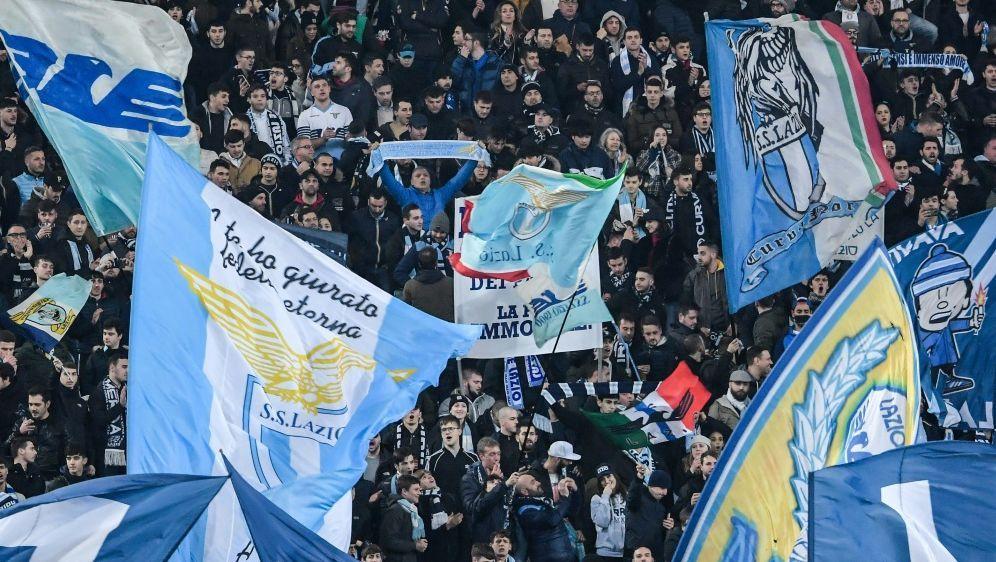 Rassismus-Skandal: Lazio Rom droht ein Geisterspiel - Bildquelle: AFPSIDTIZIANA FABI