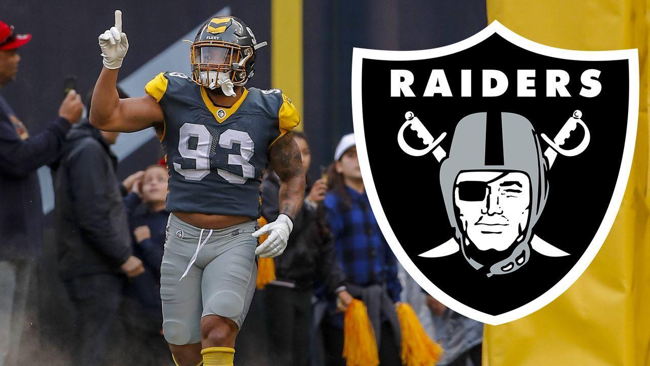 Oakland Raiders - Bildquelle: imago