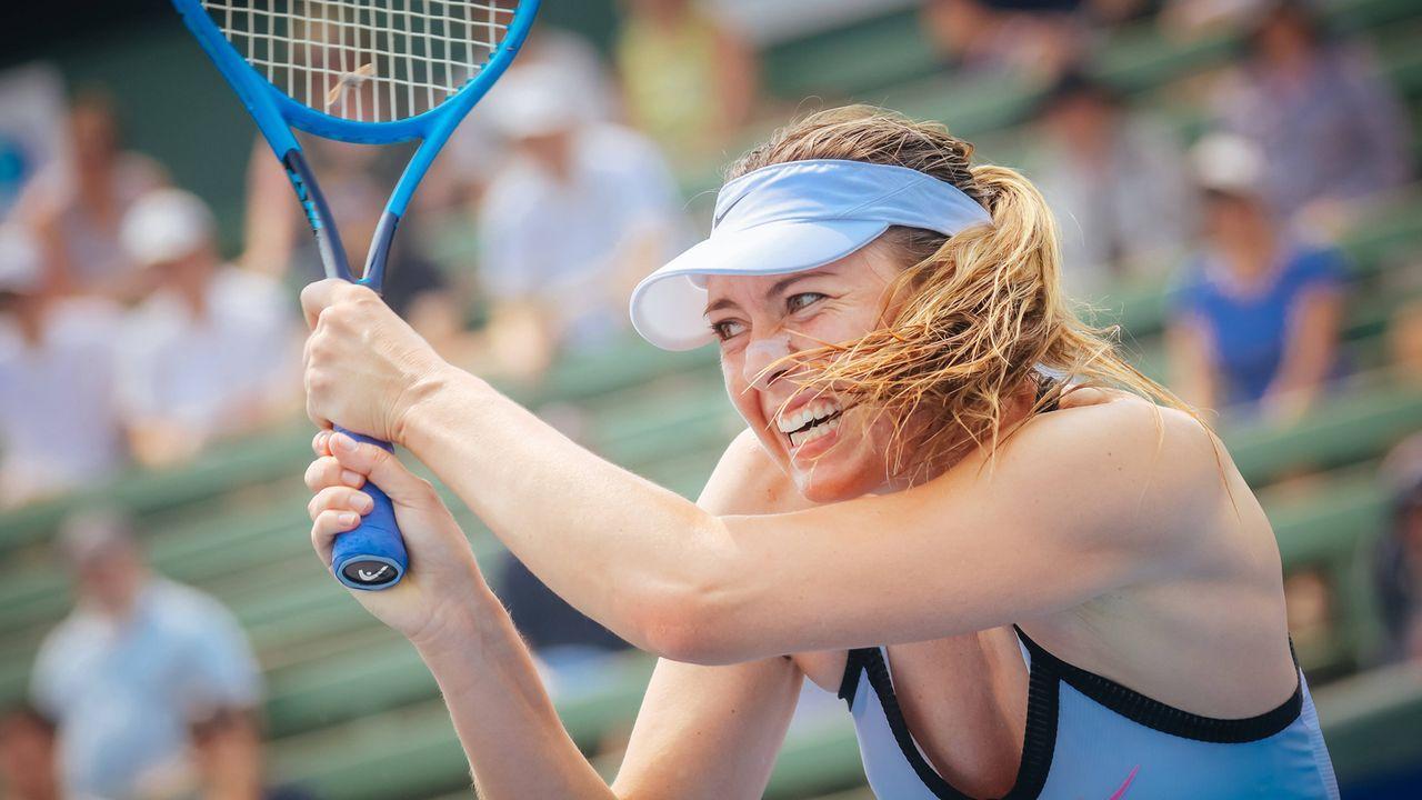 Maria Sharapova - Bildquelle: imago images/ZUMA Press