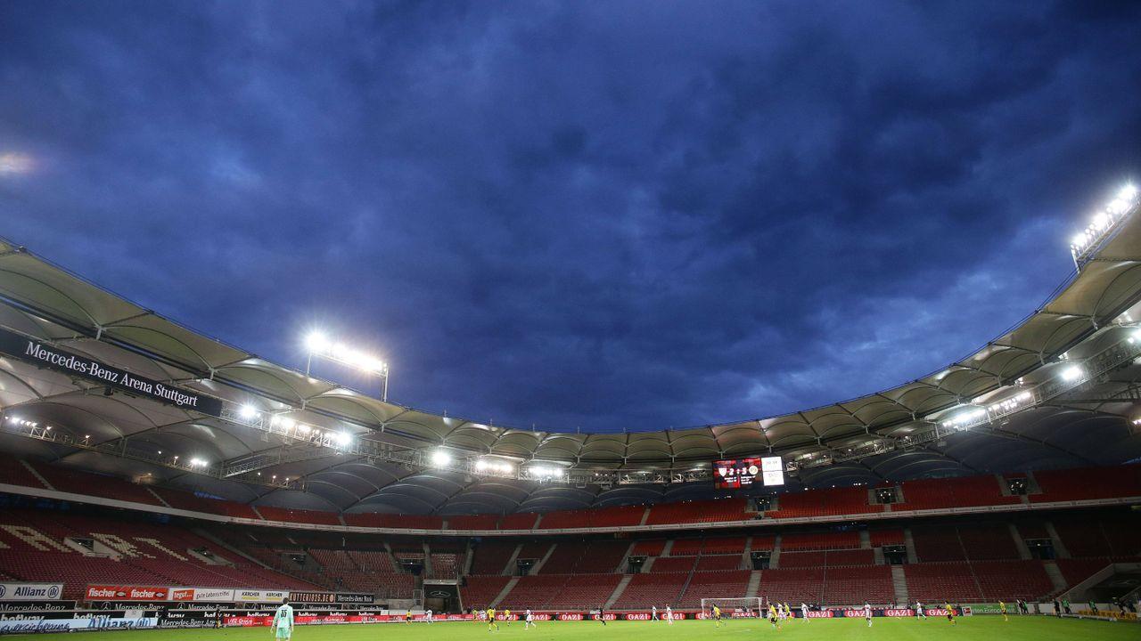 VfB Stuttgart - Bildquelle: Imago