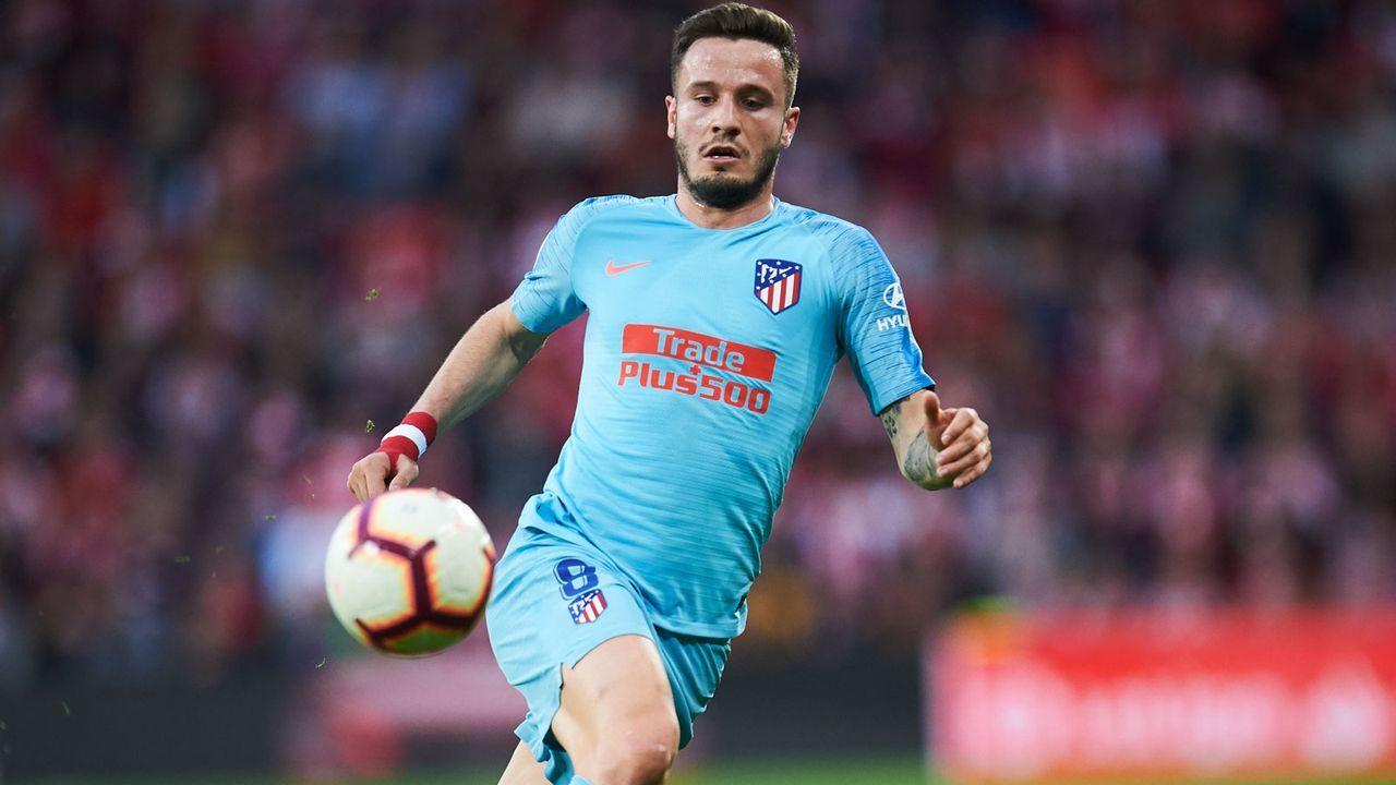 Saul Niguez (Atletico Madrid) - Bildquelle: 2019 Getty Images