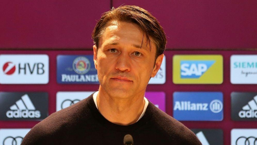 Niko Kovac hat bei den Bayern noch zwei Jahre Vertrag - Bildquelle: FIROFIROSID