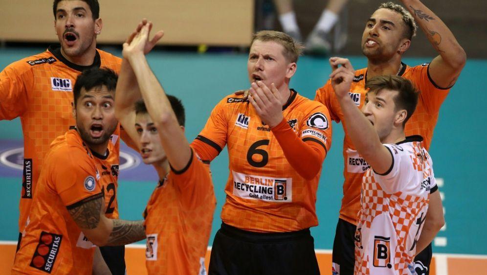 Die BR Volleys würden gerne in polnischer Liga antreten - Bildquelle: PIXATHLONPIXATHLONSID