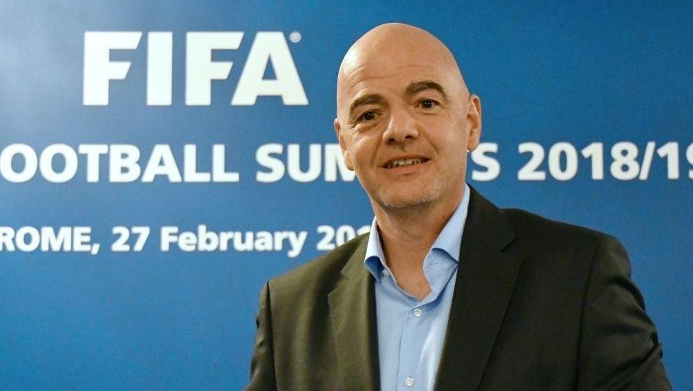 Gianni Infantino will die Klub-WM reformieren - Bildquelle: AFPSIDALBERTO PIZZOLI