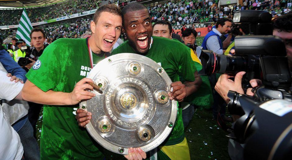 2007 - Grafite zum VfL Wolfsburg (7,5 Mio.) - Bildquelle: 2009 Getty Images