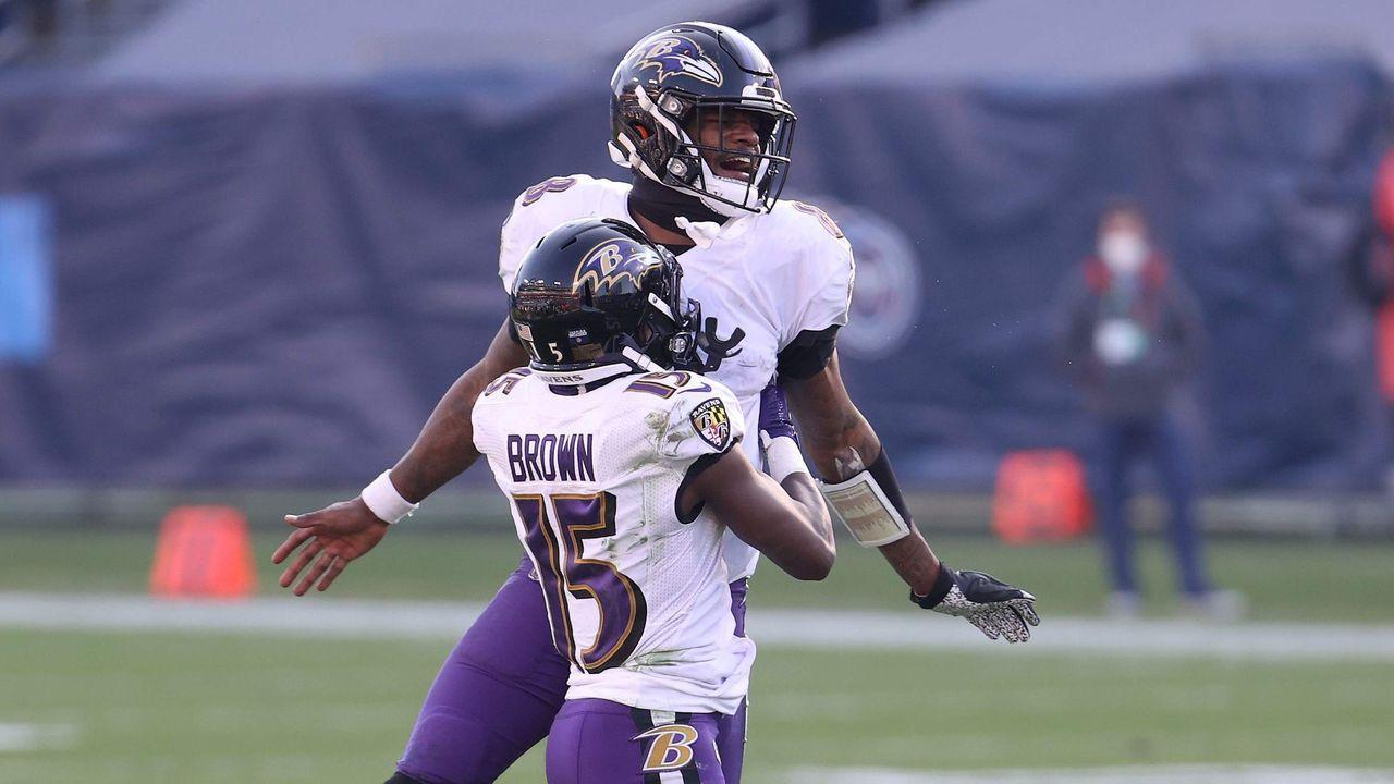 AFC North: Baltimore Ravens - Bildquelle: getty