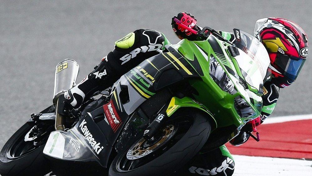 Für Ana Carrasco ist die Motorrad-Saison beendet - Bildquelle: AFPSIDVINCENT JANNINK