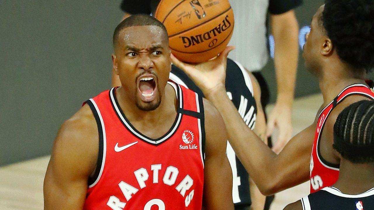 Serge Ibaka (Toronto Raptors) - Bildquelle: Getty Images