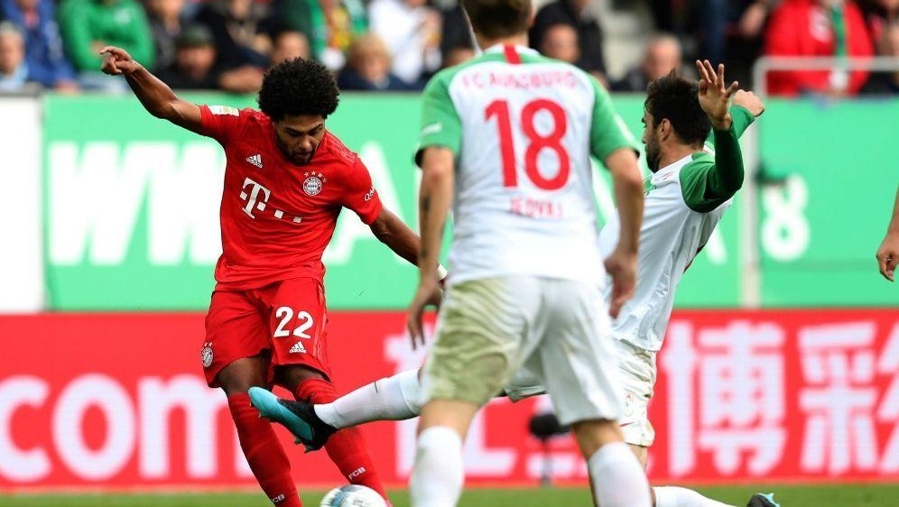 Bayern verliert Punkte in letzter Sekunde - Bildquelle: FIROFIROSID