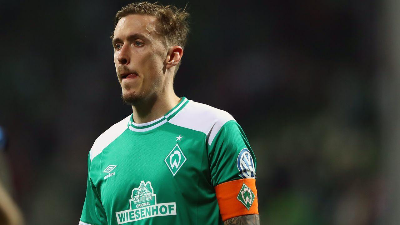 Platz 5 - Max Kruse (SV Werder Bremen) - 134 Scorerpunkte - Bildquelle: 2019 Getty Images
