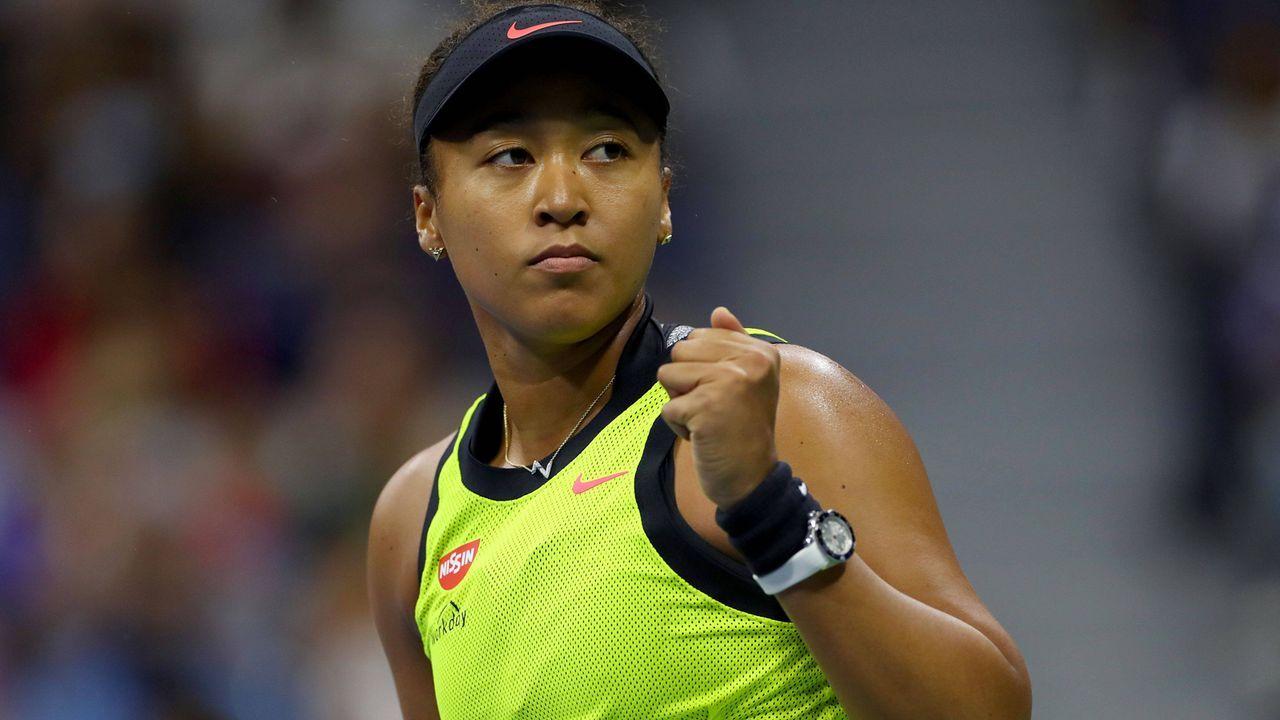 Naomi Osaka (Tennis) - Bildquelle: imago images/Shutterstock