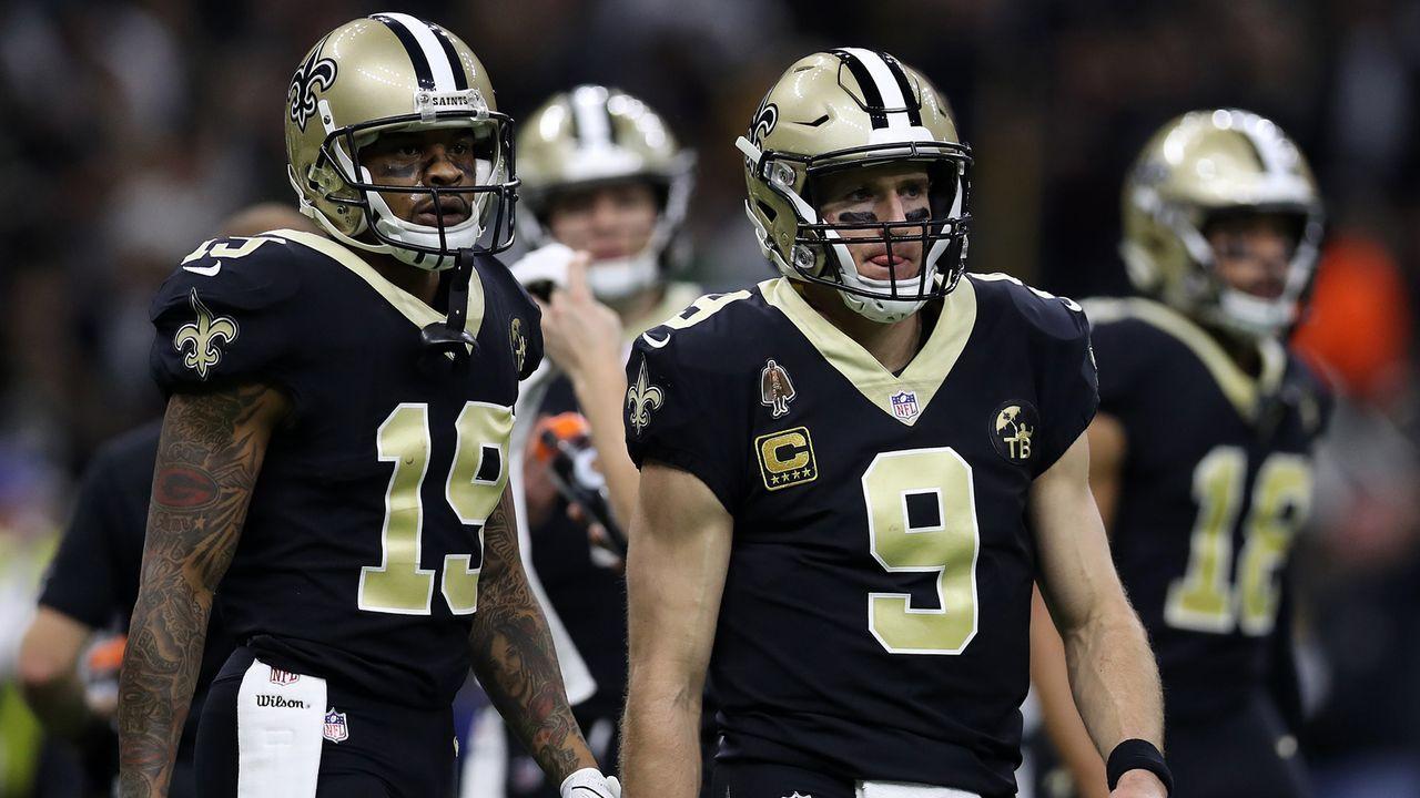 New Orleans Saints - Bildquelle: 2019 Getty Images