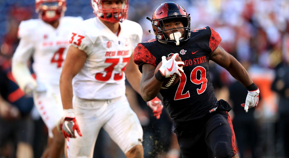 27. Pick - Seattle Seahawks: RB Rashaad Penny  - Bildquelle: getty