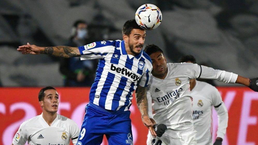 Real Madrid ist nun seit drei Spielen ohne Sieg - Bildquelle: AFPSIDPIERRE-PHILIPPE MARCOU