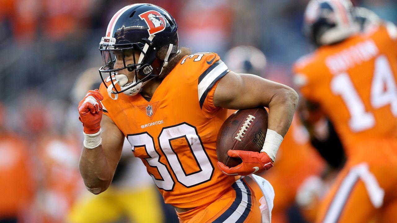 Platz 23: Denver Broncos - Bildquelle: 2018 Getty Images