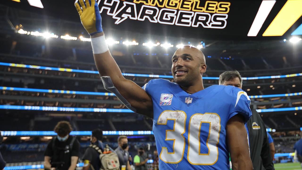 Gewinner: Austin Ekeler (Los Angeles Chargers) - Bildquelle: Getty Images