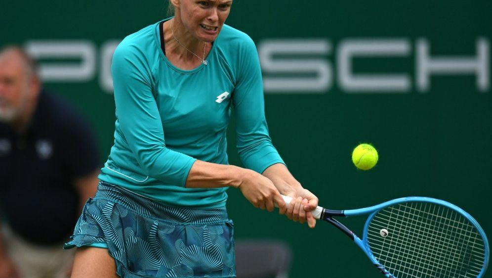 Anna-Lena Grönefeld beendet Tenniskarriere - Bildquelle: AFPSIDPAUL ELLIS