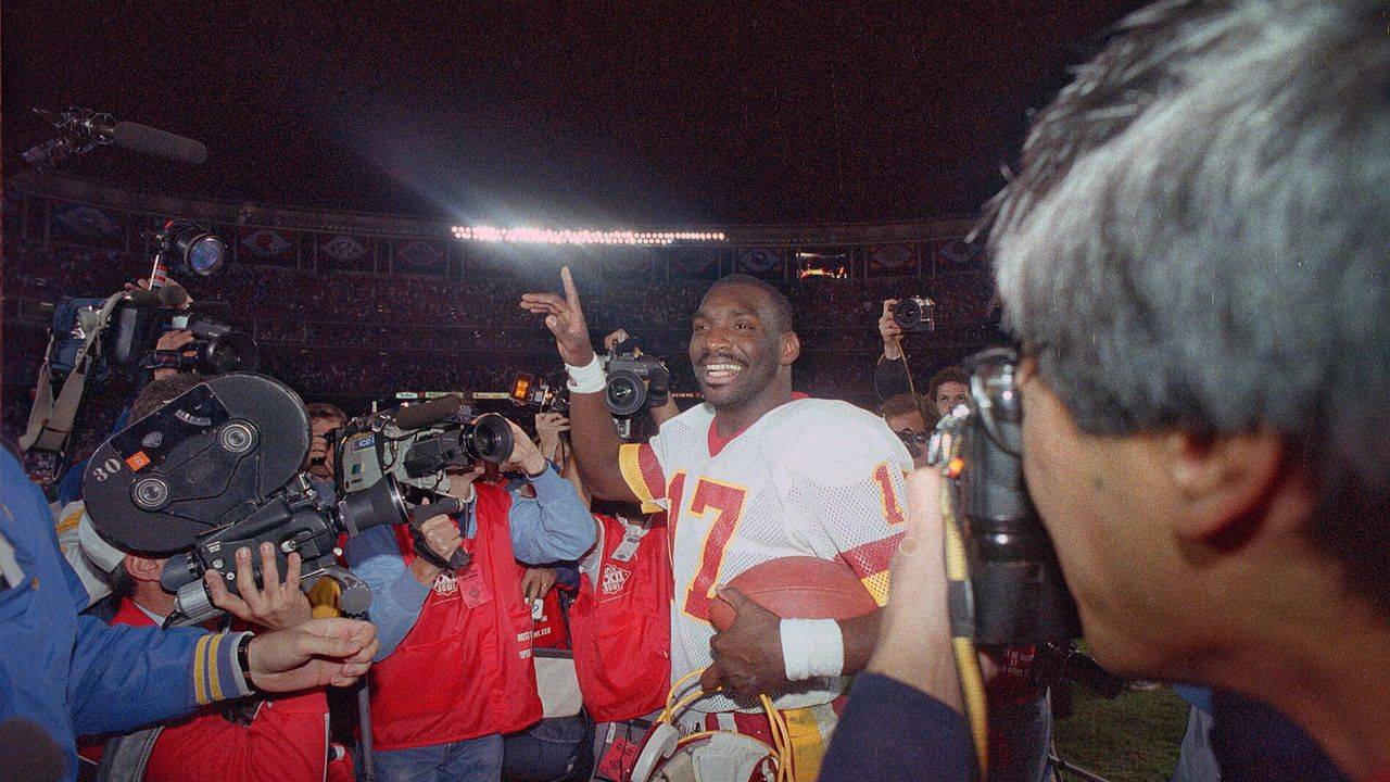 Super Bowl XXII - Bildquelle: imago/ZUMA Press