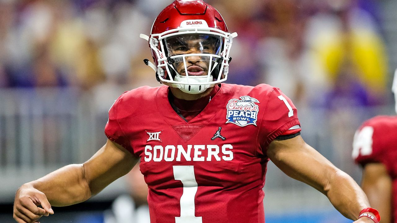 Jalen Hurts (Oklahoma)  - Bildquelle: getty