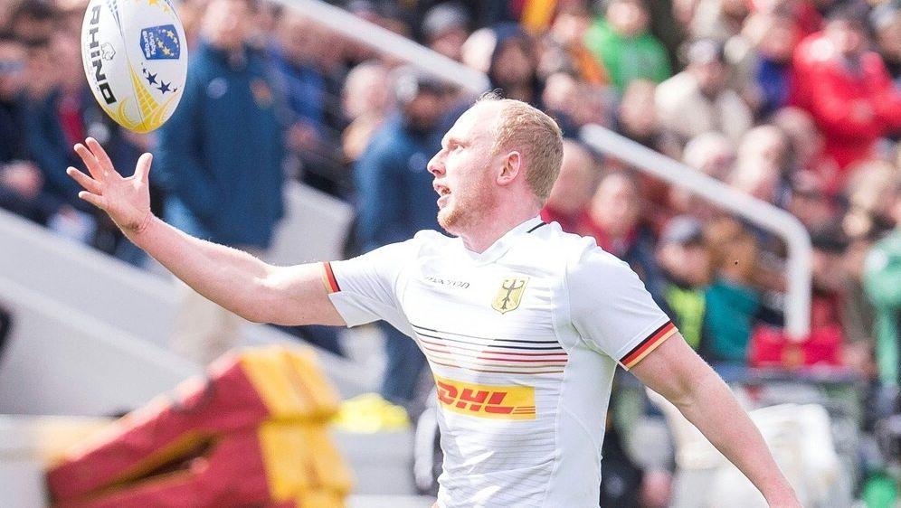 Die deutsche 7er-Rugby-Auswahl steht im Viertelfinale - Bildquelle: PIXATHLONPIXATHLONSID