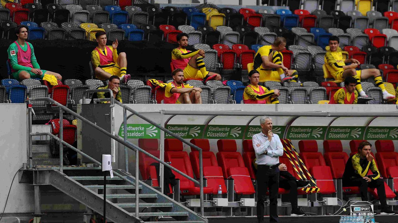 Warum Supercup In Dortmund