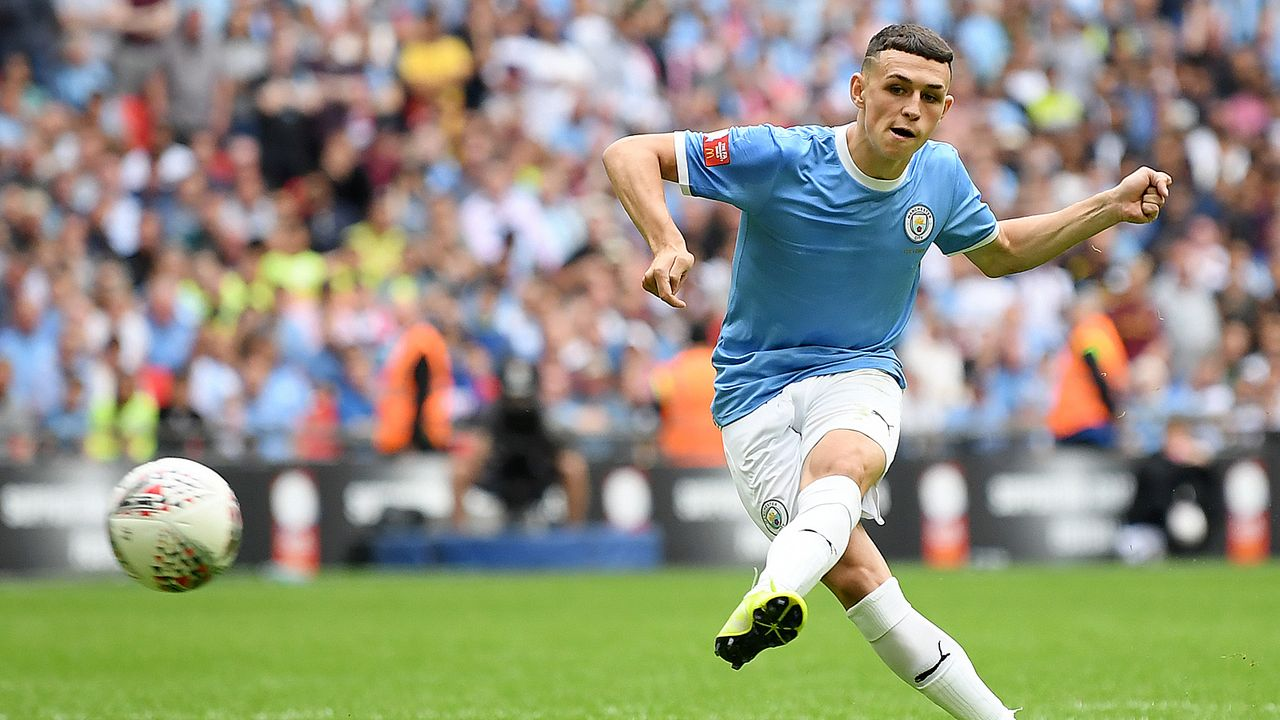 Phil Foden (Manchester City) - Bildquelle: 2019 Getty Images