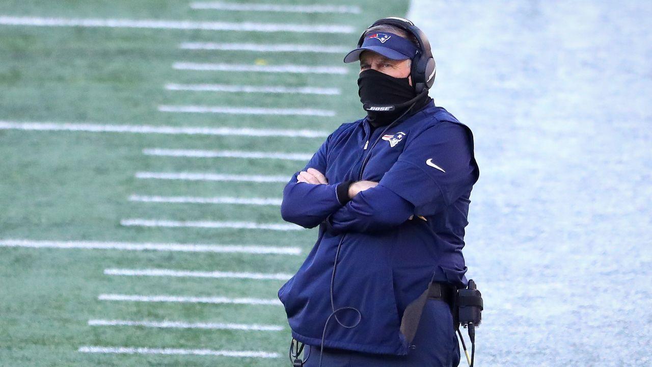 Week 13: Belichick als erster Trainer in 50 verschiedenen Stadien siegreich - Bildquelle: Getty Images