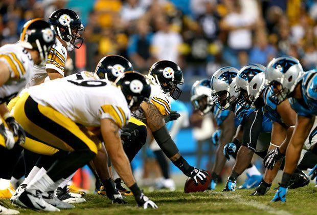 Carolina Panthers - Pittsburgh Steelers 19:37 - Bildquelle: getty