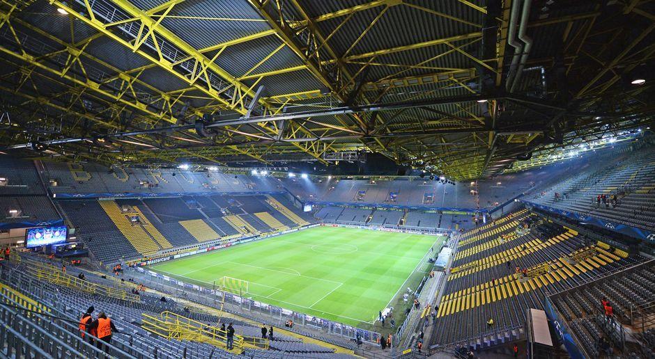 EM-Stadion: SIGNAL IDUNA Park Dortmund - Bildquelle: Getty Images