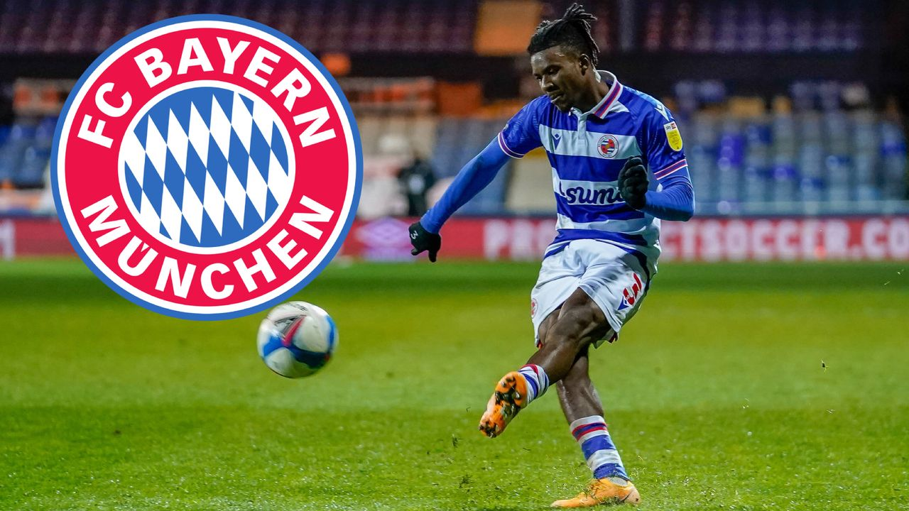 Omar Richards (FC Bayern München) - Bildquelle: Imago