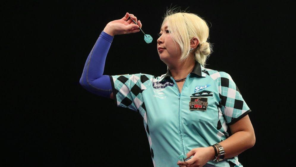 Mikuru Suzuki unterlag knapp gegen James Richardson - Bildquelle: FIROFIROSID