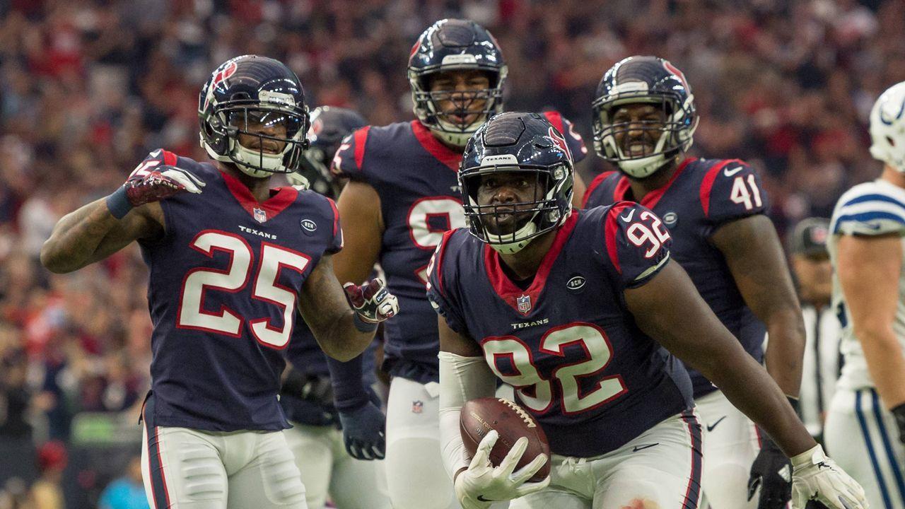 Houston Texans - Bildquelle: imago/ZUMA Press