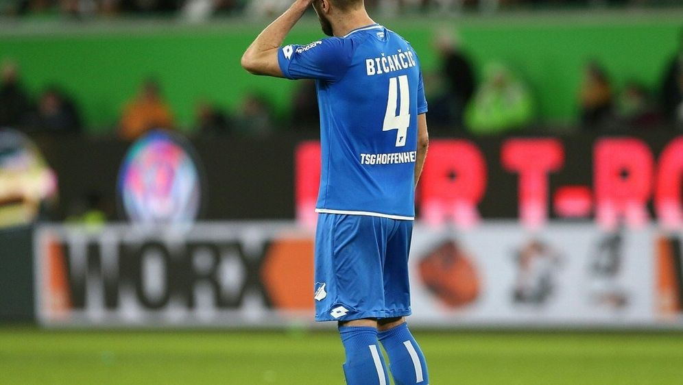 Bicakcici traf vor seiner Verletzung zum 1:0 für die TSG - Bildquelle: FIROFIROSID